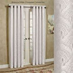 Annas Linens Curtain Rods by Blackout Curtains And Thermal Curtain Panels Touch Of Class