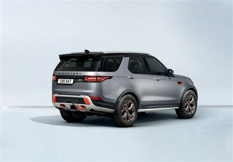 2019 Land Rover Discovery Svx by Land Rover Discovery Svx 2017 2018 2019 Opiniones
