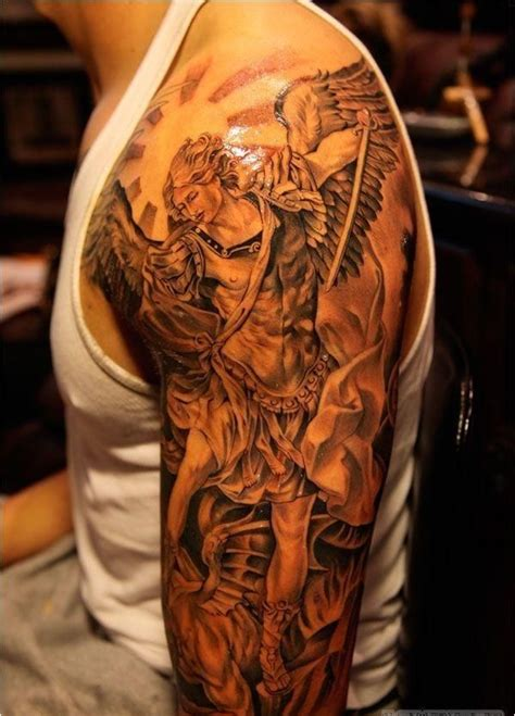 11 Best Amazing Angel Tattoo Designs 2016 Images On