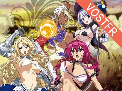 manga anime bikini warriors vostfr en