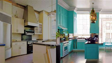 before after kitchen makeovers before and after photos of 6 sensational kitchen 7621