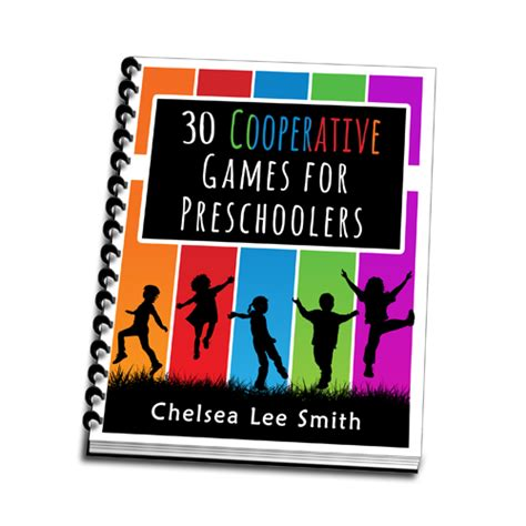 free ebook 30 cooperative for preschoolers 808 | 30 games book