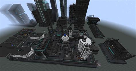 norzeteus space buildings bundle minecraft project