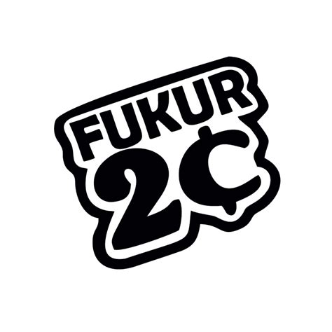 cool vinyl stickers fuk ur 2 cents vinyl decal funny racing turbo stickers jdm cool window decal in car stickers