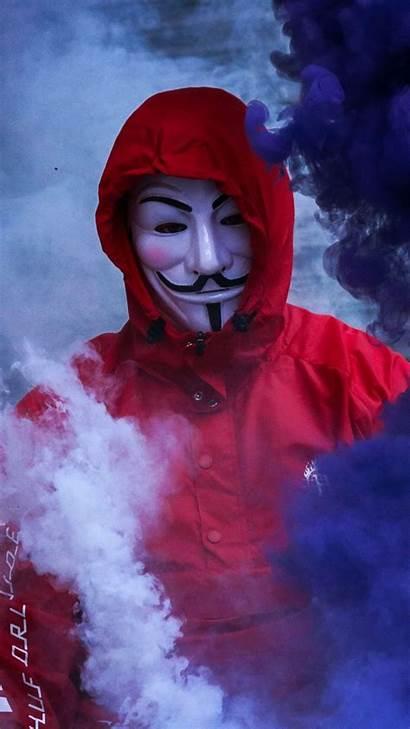 Anonymous Mask Smoke Guy Hoodie Fawkes Iphone