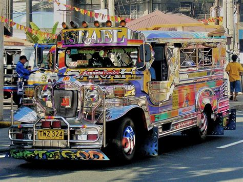 jeepney philippines colorful jeepney jeepneys are a primary means of public