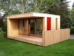 Container Als Gartenhaus : sch nes gartenhaus aus holz mit modernem design garten pinterest modern design and fur ~ Sanjose-hotels-ca.com Haus und Dekorationen