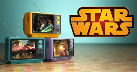 Star Wars Liveaction Tv Show Won't Happen Anytime Soon