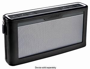 Bose Bose U00ae Soundlink U00ae Iii Cover Charcoal Black Soundlink