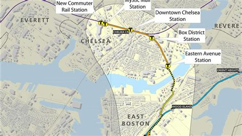 mbta silver line expansion to chelsea set to launch in