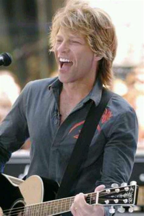 Jon Bon Jovi The Nbc Today Show Nyc Give