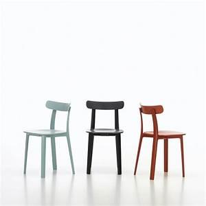 Vitra Stühle Outlet : st hle all plastic chair von vitra designed by jasper morrison auf ~ Eleganceandgraceweddings.com Haus und Dekorationen