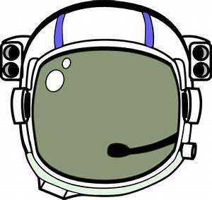 Astronaut Helmet - ClipArt Best