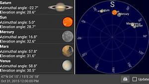 Sun, moon and planets in Cafe Bazaar for Android · Cafe ...