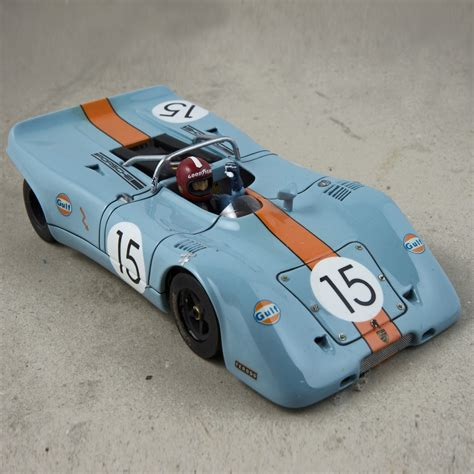 Prototypes, GT's and race-cars of the 60's and 70's ...