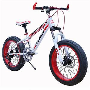High Carbon Steel Frame 26 Inch Big Fat Tyre Mountain Snow
