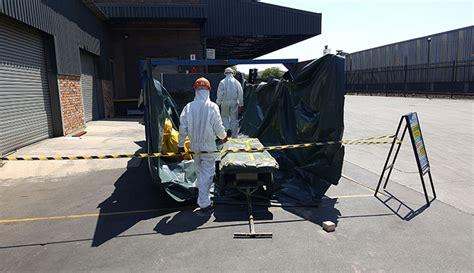 ecotech africa snackworks asbestos removal  ecotech