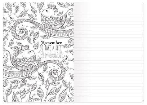 Coloring Journal journal coloring page coloring pages