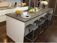 Minimalis Large Kitchen Islands With Seating Gallery Kitchen Island Design Ideas With Seating SMART Tables Carts