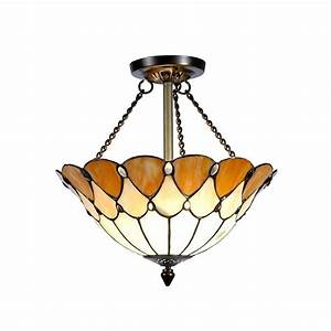 Top tiffany style ceiling fan light shades for warisan lighting