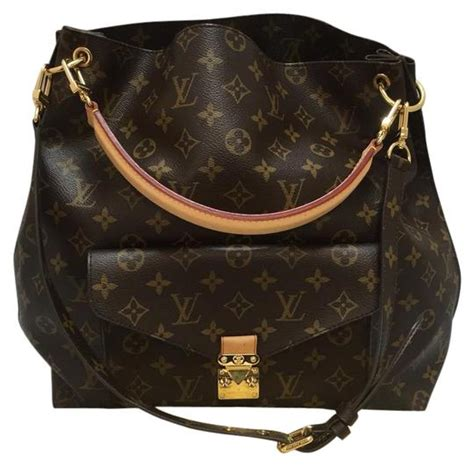 louis vuitton metis monogram discontinued model brown