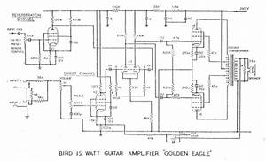 Bird Golden Eagle 2  15 Schematic Diagram