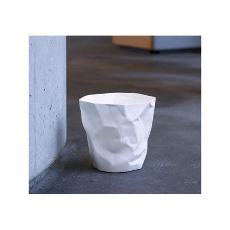poubelle de bureau design poubelle de bureau blanche design bin bin essey