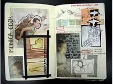 Art Department Sketchbooks