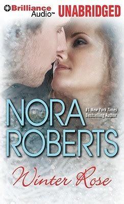 winter rose     nora roberts reviews