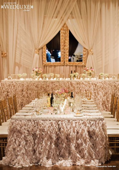 wedding decorations luxury wedding reception decorations archives weddings romantique