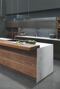 Günstige Küchen Mit Kochinsel : arbeitsplatte aus marmor die sch nsten k chen ideen mit bildern kochinsel k cheninsel und ~ Bigdaddyawards.com Haus und Dekorationen