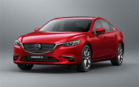 mazda new cars new 2018 mazda 6 turbo redesign coupe changes and review