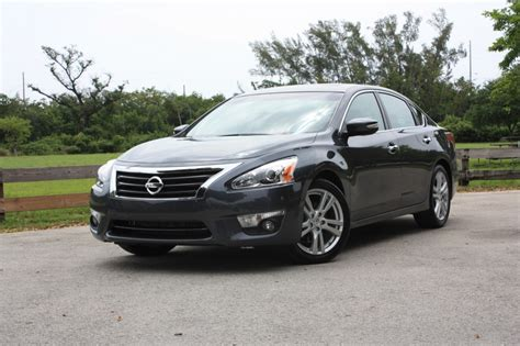 2013 Nissan Altima 35 Sl Driven