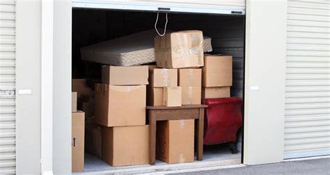 storage unit eating  retirement savings