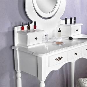 Schminktisch In Weiß : schminktisch in wei antikes design mit hocker kaufen bei mucola gmbh ~ Markanthonyermac.com Haus und Dekorationen
