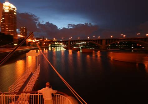 Minneapolis Boat Cruise by The Best Riverboat Cruises In Minneapolis