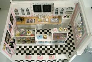 Cupcake Shop #10 Stewart Dollhouse Creations