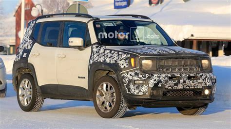 Jeep Renegade Photo by Jeep Renegade Continues Camo In New