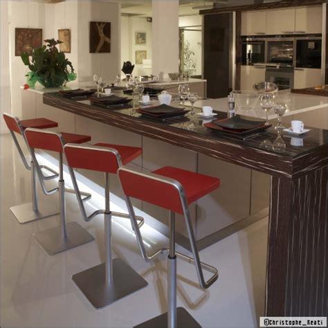 cuisine que choisir ilot central cuisine table 3 comptoir ou ilot central