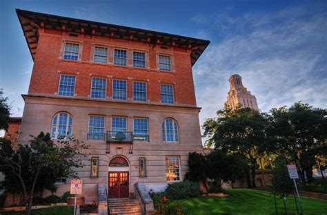 university  texas garrison hall renovation austin