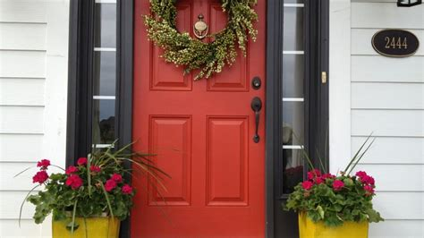 Front Door Color Ideas You Will Love In 2018