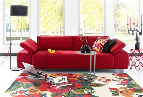 canapé de couleur 15 canapés au style rétro pour parfaire la déco de votre salon
