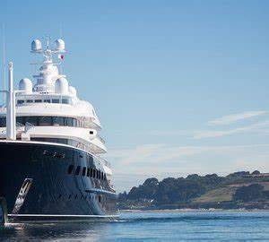 Superyacht Magnifiq New To The Luxury Yacht Charter