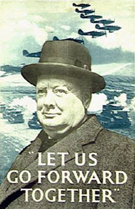 Churchills Iron Curtain Speech Transcript by April Brown S Articles