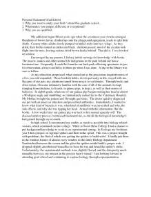 personal statement exles for sle personal statements graduate school personal statement grad school graduate school
