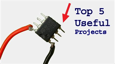 top   electronics projects  ne timer ic diy