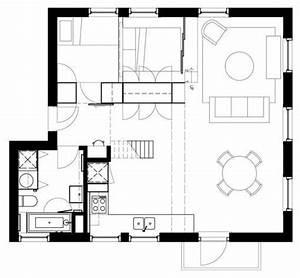 Un piso de 75 metros reformado para incluir un segundo dormitorio