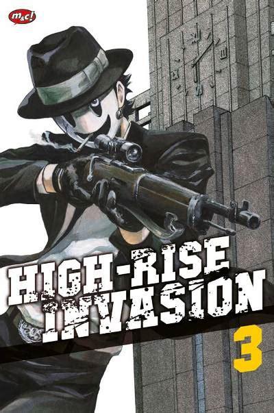 Buku High Rise Invasion Tsuina Miura Mizanstore