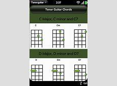 Tenor Guitar Chords Free webOS Nation