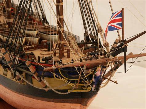 ship model frigate hms diana